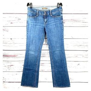 GAP 1969 Limited Edition Faded Worn Bootcut Jeans